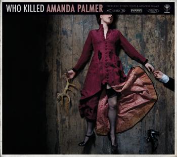 Who Killed Amanda Palmer Album Cover