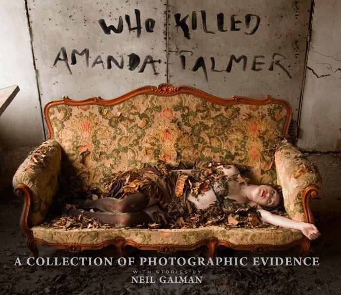 Who Killed Amanda Palmer Book Cover